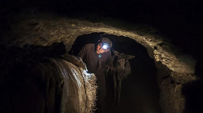 A day in the life of a coal miner in Quetta