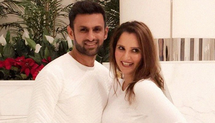 Sania Mirza, Shoaib Malik unveil name of their baby boy