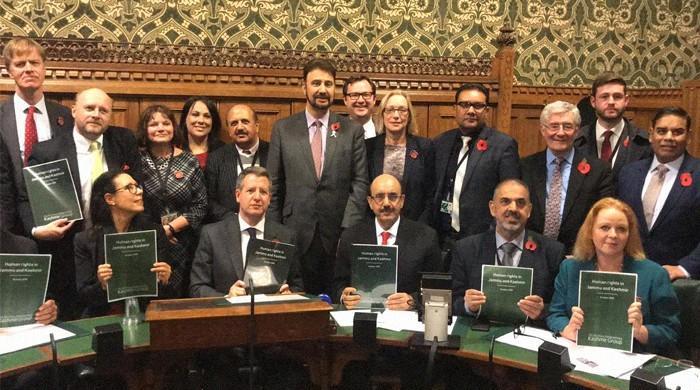 UK parliament's damning report accuses India of mass murder of Kashmiris