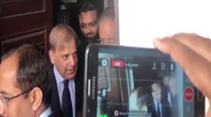 Shehbaz Sharif's transit remand extended till Nov 6
