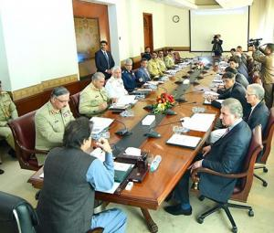 PM Imran briefs National Security Council on China visit