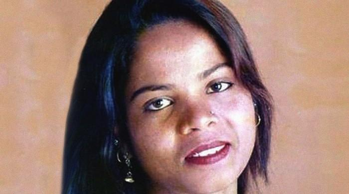 Asia Bibi leaves jail, flies out of Multan