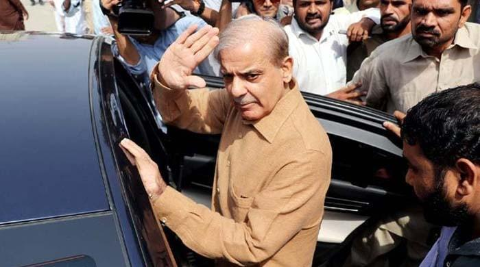 Shehbaz's physical remand extended by 14 days in Ashiana Housing Scheme case