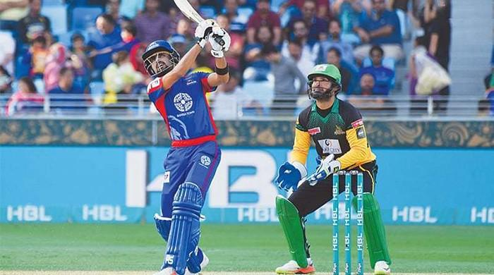Babar Azam opposes Karachi Kings decision to relegate him to diamond category