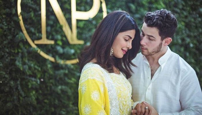 Rights of Priyanka, Nick's wedding pictures sold for $2.5 million