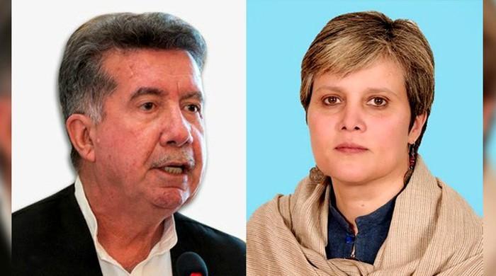 ANP suspends membership of Bushra Gohar, Afrasiab Khattak