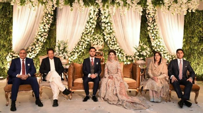 PM, president attend walima reception of army chief's son