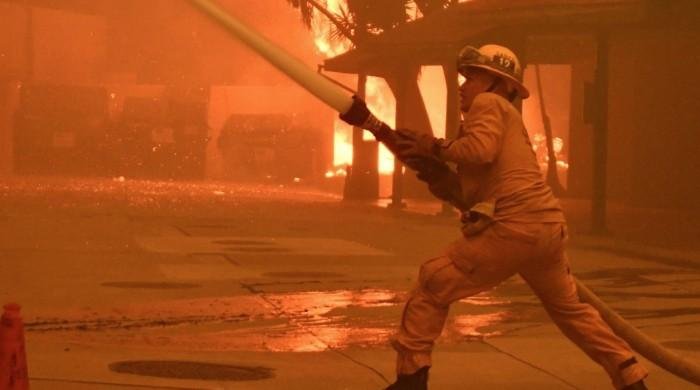 Authorities search for missing in California wildfires