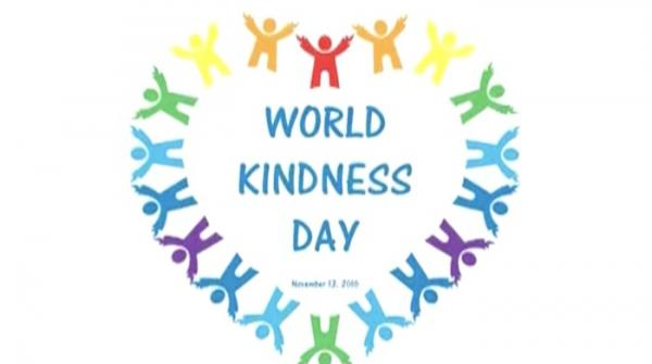 It's World Kindness Day!