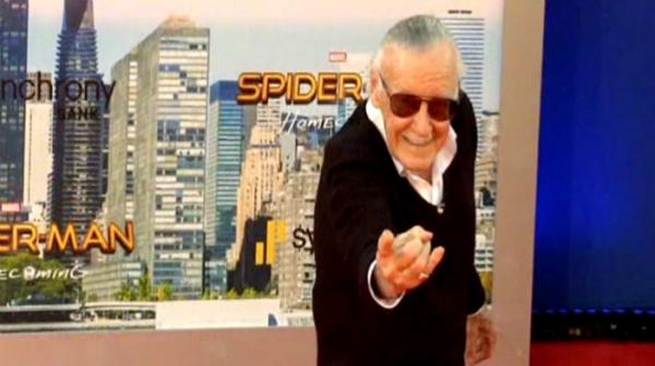 Stan Lee, Marvel legend and father of superheroes, dies