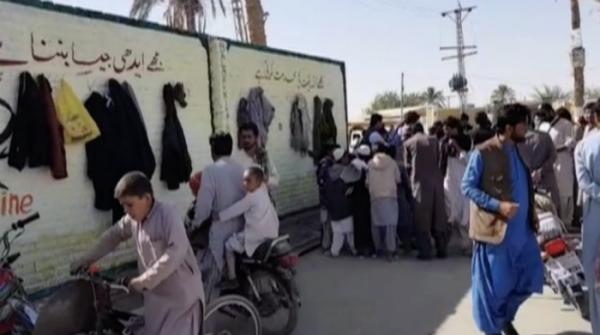 Quetta residents stress on need to spread kindness