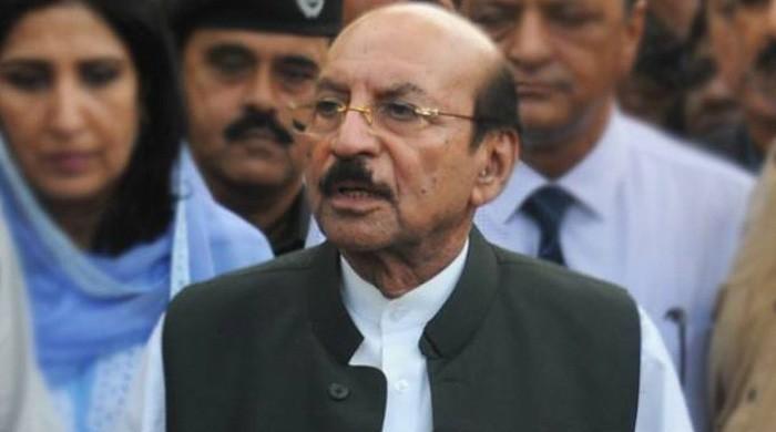 Former Sindh CM Qaim Ali Shah files request for pre-arrest bail