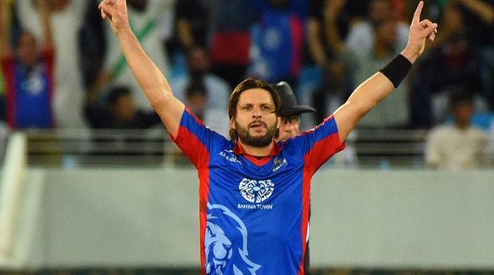 Shahid Afridi parts ways with PSL team Karachi Kings