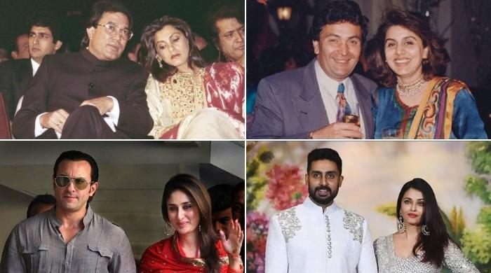 Top Bollywood power couples