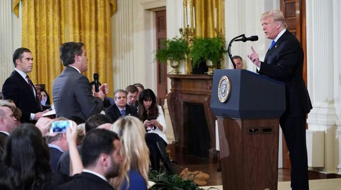 US media in court showdown over White House access