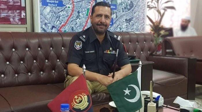 Afghan govt confirms martyrdom of SP Tahir Dawar: KP info minister
