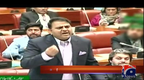 War of words in Senate as Fawad accuses Mehmood Achakzai of anti-state talk