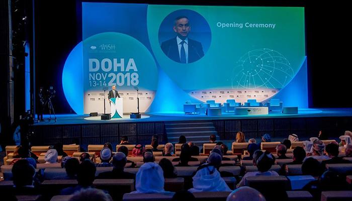 Global leaders attend health summit in Doha | Health - Geo.tv