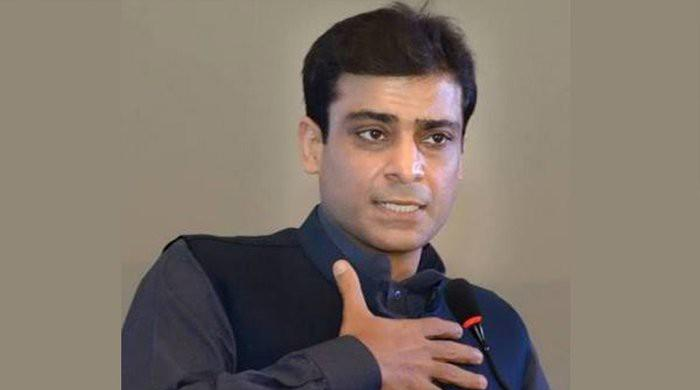 Saw dictatorship, will also combat this 'fake' rule: Hamza Shehbaz