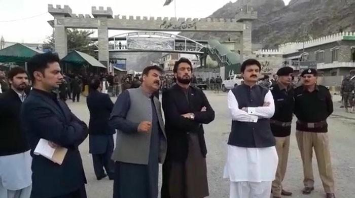 Afghan officials refuse to handover SP Tahir Dawar's body to Pakistani officials