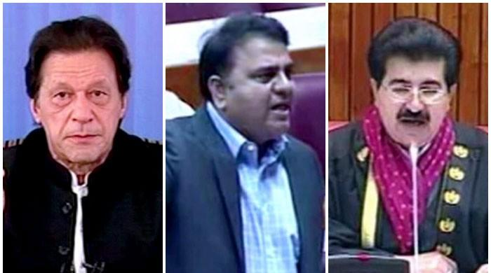 PM, Senate Chairman at odds over Chaudhry being barred