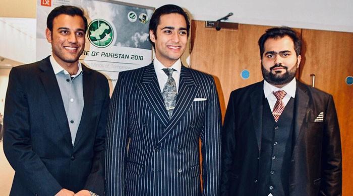 Nawaz's grandson Junaid Safdar starts masters at LSE