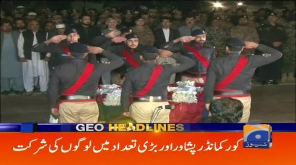 Geo Headlines - 10 PM - 15 November 2018