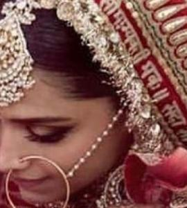 The hidden message behind Deepika's wedding dress