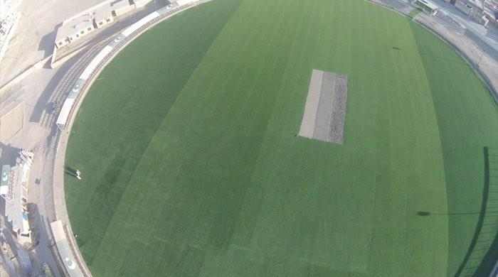 Pakistan's first AstroTurf cricket stadium inaugurated in Chaman
