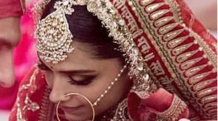 The hidden message behind Deepika's wedding dress