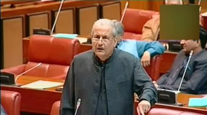 Rabbani says one-sided accountability will not work in Pakistan