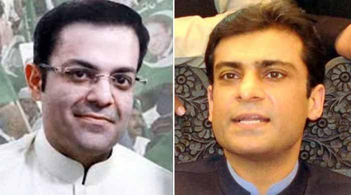 NAB recommends placing Hamza and Salman Shehbaz on ECL