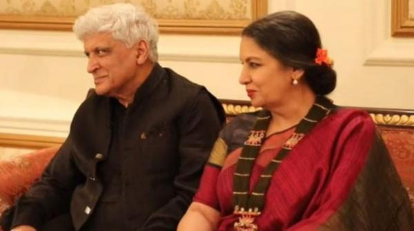 Shabana Azmi, Javed Akhtar in Lahore to attend Faiz International Festival