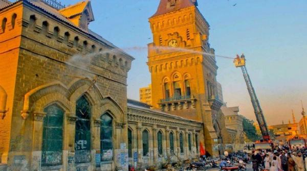 A brief history of famous Empress Market in Karachi's Saddar