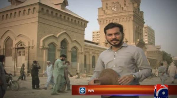 A brief history of famous Empress Market in Karachi's Saddar