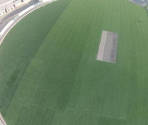 Pakistan's first AstroTurf cricket stadium inaugurated in Chaman