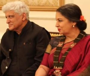 Shabana Azmi, Javed Akhtar in Lahore to attend Faiz International Festival