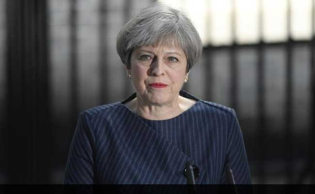 May tells party critics that ousting her 'won't help Brexit'