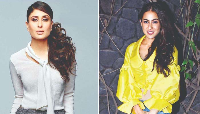 Sometimes cant associate Kareena beyond Poo from K3G: Sara Ali Khan