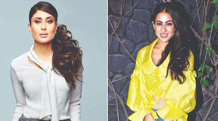 Sometimes can't associate Kareena beyond Poo from K3G: Sara Ali Khan