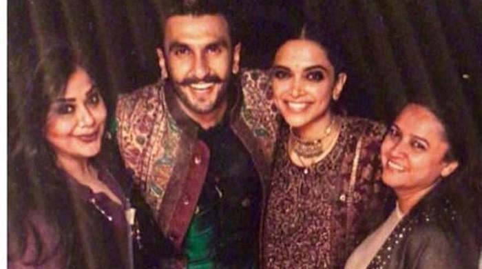 New pictures emerge from Deepika, Ranveer's wedding