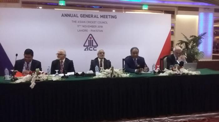 ACC presidency handed over to Bangladesh