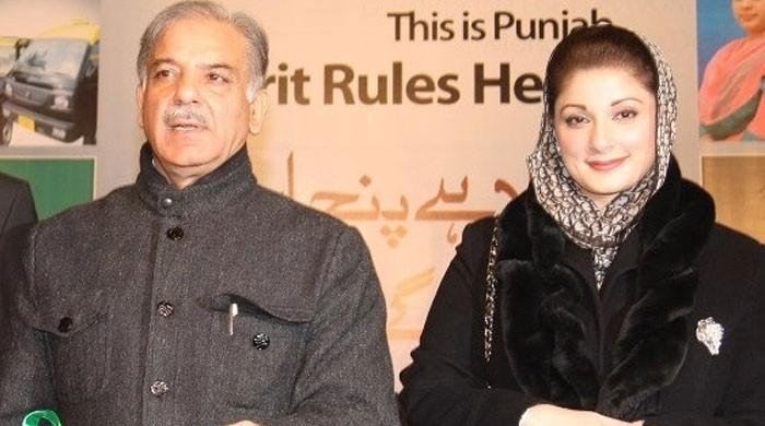 Alleged use of govt planes by Shehbaz, Maryam to be referred to NAB