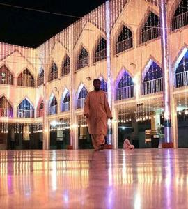In Pictures: Eid Milad-un-Nabi (Peace Be Upon Him)