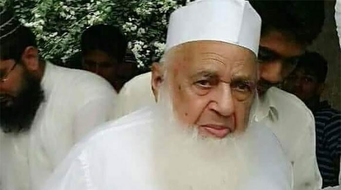 Funeral prayers offered for Tableeghi Jamaat Ameer Haji Abdul Wahab