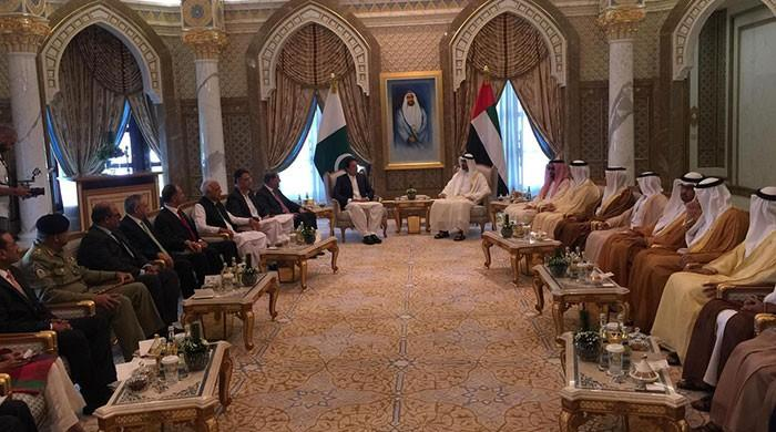 Pakistan, UAE agree to boost economic ties, cooperation against money laundering