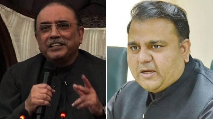 Fawad Chaudhry should worry about his leader Imran Khan: Zardari's spox