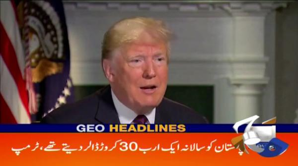 Geo Headlines - 11 PM - 18 November 2018