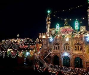 In Pictures: Preparations for Eid Milad-un-Nabi (Peace Be Upon Him)