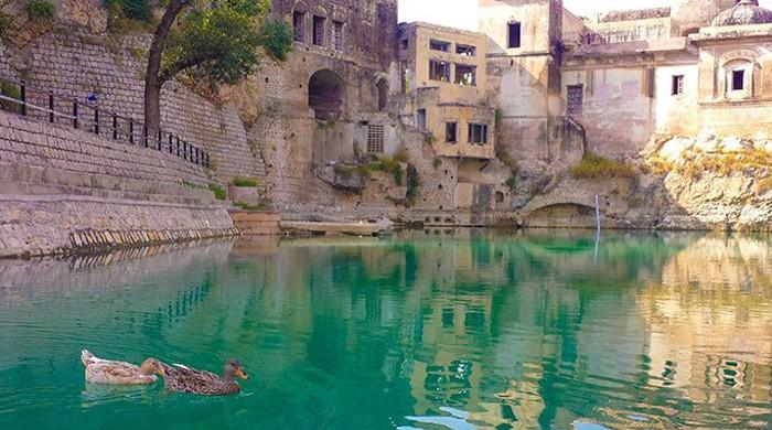 Katas Raj case: Cement factories barred from extracting groundwater